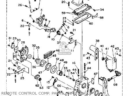 Yamaha 115130trp 1991 Parts Lists And Schematics