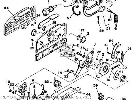 Yamaha 150 175 200 Etj 1986 Parts Lists And Schematics