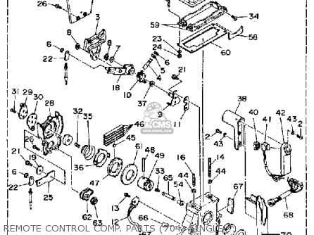 1988 Evinrude Ignition Switch Wiring Diagram additionally Johnson Outboard Control Harness besides Yamaha 1985 Yamaha Outboard 50hp together with 638 also Yamaha Outboard Fuel Gauge Wiring. on yamaha outboard remote control wiring diagram