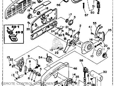 Yamaha 225trp 1991 Parts Lists And Schematics
