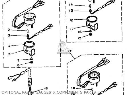 Yamaha Control Wiring Diagram on