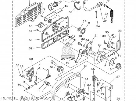 Yamaha 70tlry 2000 Parts Lists And Schematics