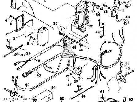 yamaha 90etf 1989 electric parts_mediumyau0393d 6_2941 1967 chevrolet wiper motor wiring diagram 1967 find image about,Chevy 350 Starter Wiring Diagram 1970 Corvette