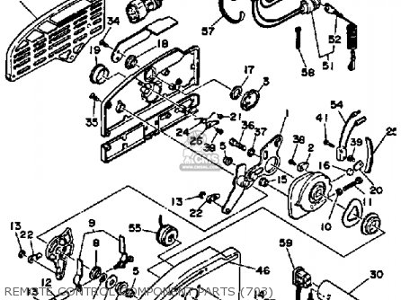 Yamaha 90eth 1987 Parts Lists And Schematics