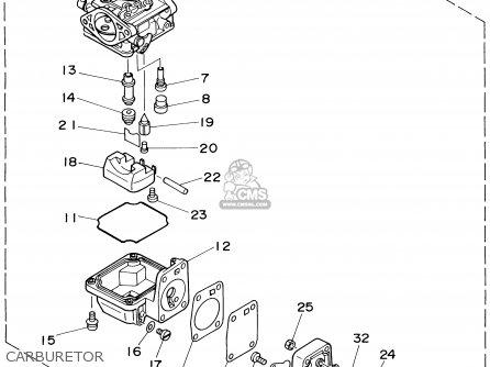 регулировка двухтактного карбюратора лодочного мотора
