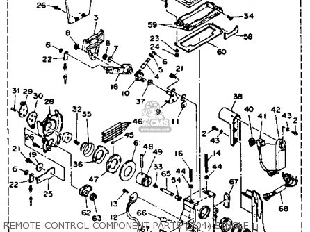 Yamaha C115trp 1991 Parts Lists And Schematics