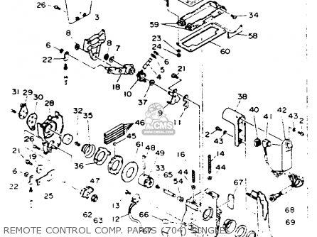 yamaha 703 control wiring diagram  yamaha  free engine