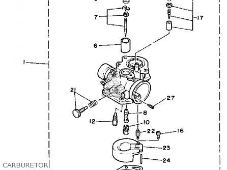 yamaha ce50es 1986 riva jog parts lists and schematics rh cmsnl com yamaha jog r electrical diagram Yamaha Jog Scooter