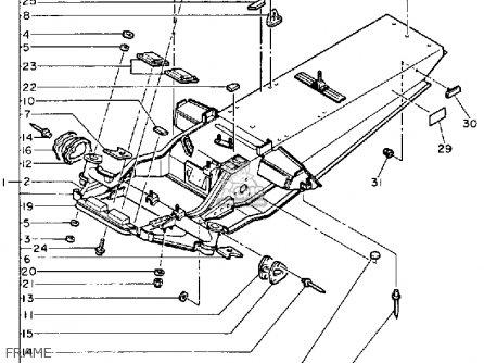 Yamaha Cs340en Ovation 1989 Frame