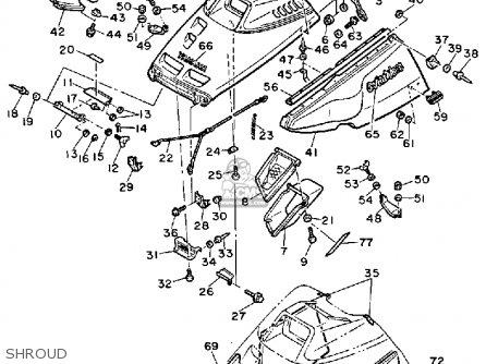 Yamaha Cs340en Ovation 1989 Shroud