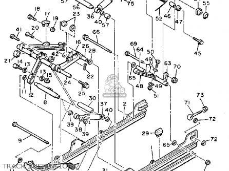 Yamaha Cs340en Ovation 1989 Track Suspension 2