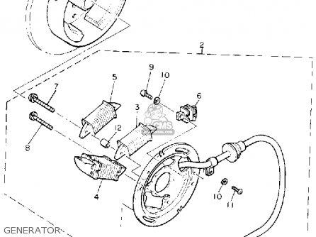 Yamaha Cs340et Ovation 1993 Generator