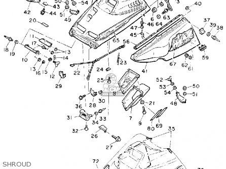 Yamaha Cs340et Ovation 1993 Shroud