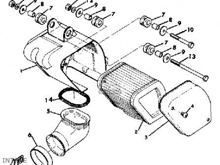 Yamaha Ct1 Parts