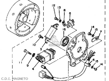 magneto cdi wiring diagram  magneto  free engine image for