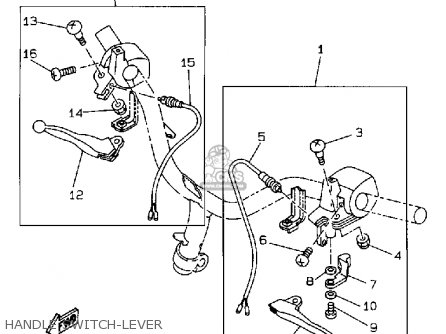 Yamaha R6 Parts Diagram moreover Yamaha 650 Grizzly Wiring Diagram likewise  on t10489418 looking diagram 2002 660 grizzly rear