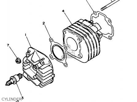 1992 Yamaha Jog Wiring Diagram