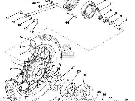 Dt 100 Wiring Diagram: 1988 Yamaha Warrior Wiring Diagram At Galaxydownloads.co