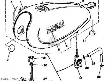 Yamaha Dt 100 Wiring