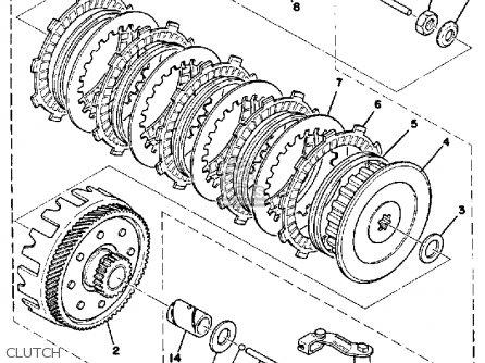 yamaha dt100c 1976 parts list partsmanual partsfiche