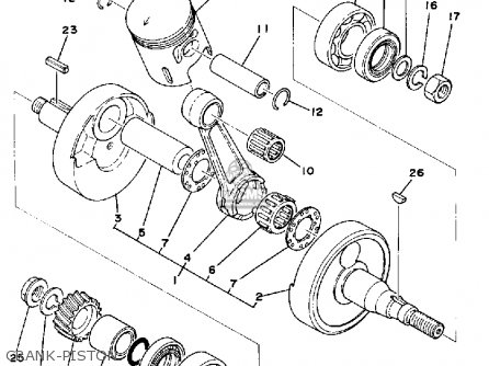 yamaha-dt125e-1978-crank-piston_mediumyau1066a-7_ad5f Yamaha Tachometer Wiring Schematic on ultima motorcycles, jeep cj, aftermarket motorcycle, auto gauge, diagram larson, diagram for vehicle,
