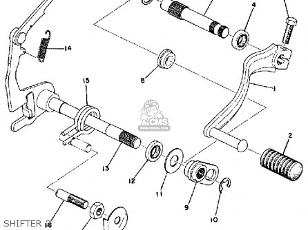 Yamaha Dt Wiring Diagram