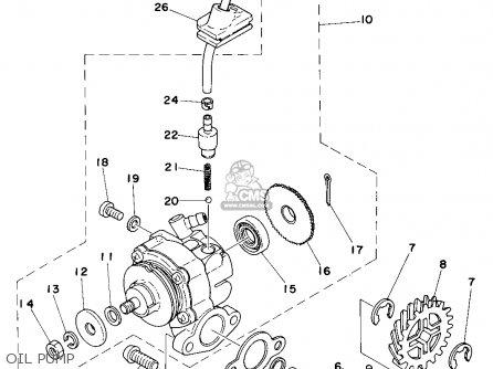 Road Bike 2 Stroke Engine