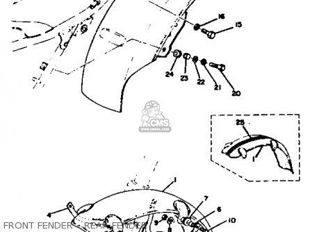 yamaha dt3 1972 1973 usa parts list partsmanual partsfiche. Black Bedroom Furniture Sets. Home Design Ideas