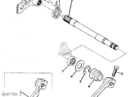 Prime Yamaha Dt360 1974 Usa Parts Lists And Schematics Wiring Database Lukepterrageneticorg