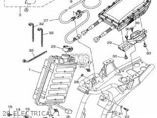 Yamaha Ec-03 2011 1cb3 Europe 1k1cb-300e1 20 Electrical 1