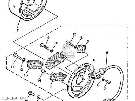 wiring diagram for yamaha enticer 340 yamaha inviter parts