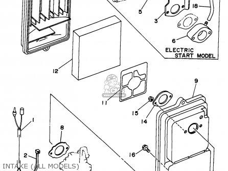 Yamaha Yg4600d Generator manual on