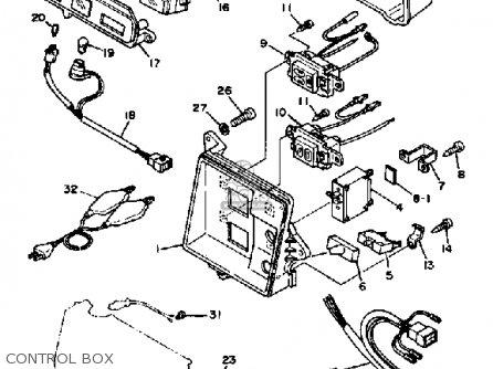 Yamaha ef600 generator parts list partsmanual partsfiche for Ef600 yamaha generator