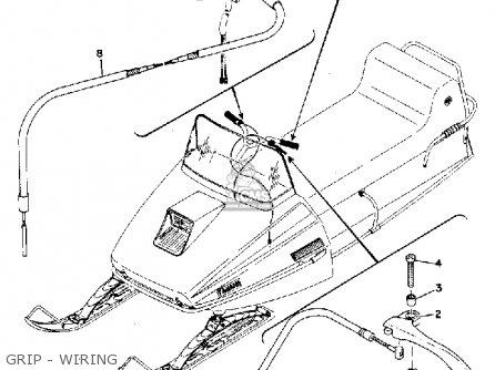 Yamaha 433 Wiring Diagram