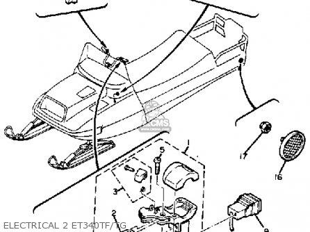Engine Tachometer Instrument
