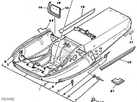 Yamaha Et340j Enticer 1985 Parts Lists And Schematics