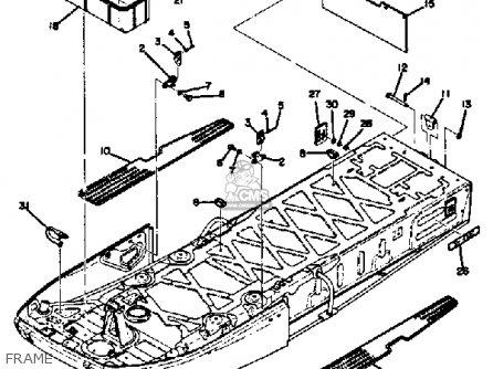 Yamaha Ew433c 1973 Parts Lists And Schematics