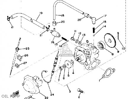 Polaris Scrambler 50 Wiring Diagram