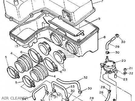 Yamaha Exciter 570 Wiring Harness