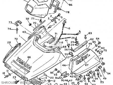 Yamaha Exciter 570 Wiring Diagram