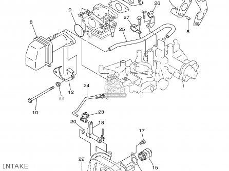 Wiring Diagram Yamaha F15plrz