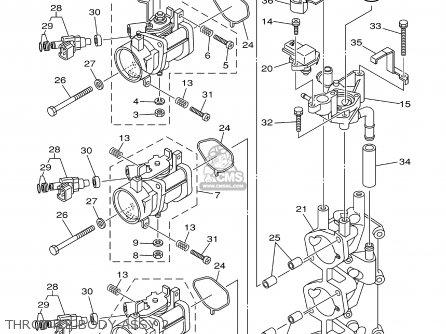 Yamaha F225 Fuel Pump