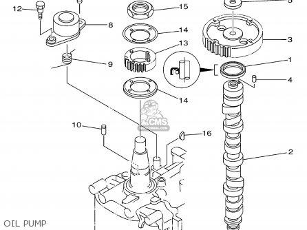 Yamaha T50 Parts Diagram