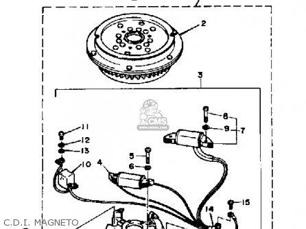 лодочный мотор парсун нет искры