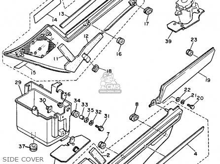 1982 Yamaha 1100 Maxim Wiring Diagram besides Suzuki Xl7 Fuel Line Diagram together with Yamaha Fj1100 Engine likewise V8 Motorcycle Transmission also T9078603 Need wiring diagram xt125 any1 help. on wiring diagram yamaha virago