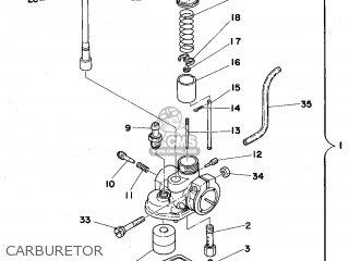 yamaha fs1edx 1976 england type 596 parts lists and schematics rh cmsnl com Yamaha Banshee Wiring-Diagram wiring diagram yamaha fs1