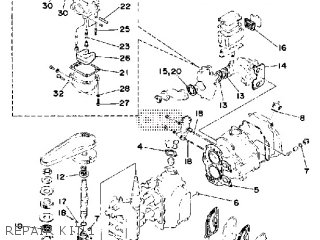 yamaha ft99 eerd 1990 repair kit 1_mediumyau0134f 8_1e03 detroit diesel series 60 ecm wiring diagram cat5 wiring diagram Hyet Et1126 Hoist Motor Wiring at fashall.co