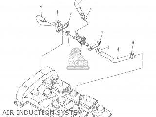 yamaha fz6 s 2004 5vx1 finland 1c5vx 300e1 parts lists and schematics 2004 R6 Wiring Diagram air induction system