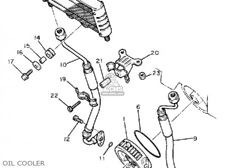 Yamaha Fz600 Fazer 1988 J Usa Parts Lists And Schematics
