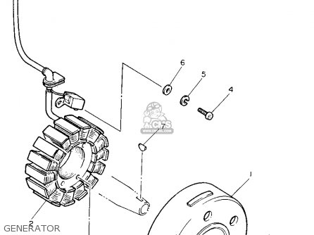 Yamaha Fzr600rc 1991 M California Parts Lists And Schematics